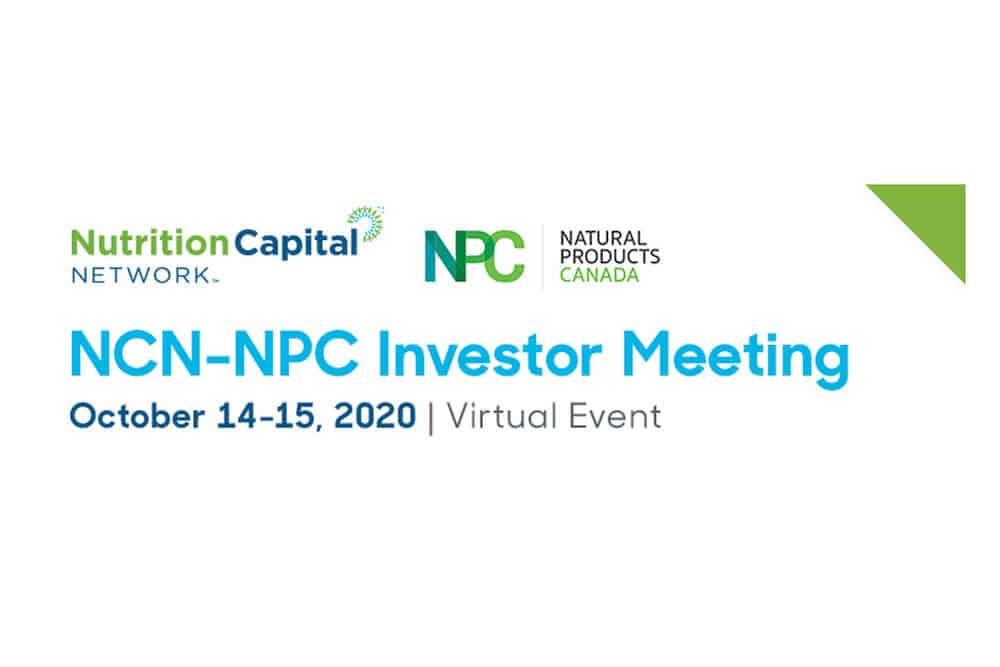 Medika Natura presented at The Nutritional Capital Network Investor Meeting